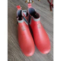 Dámské holinky červené - vystavený kus
