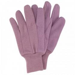 Pracovní rukavice bavlněné - jednobarevné