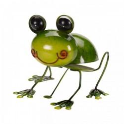 Dekorace do zahrady - bláznivá žába
